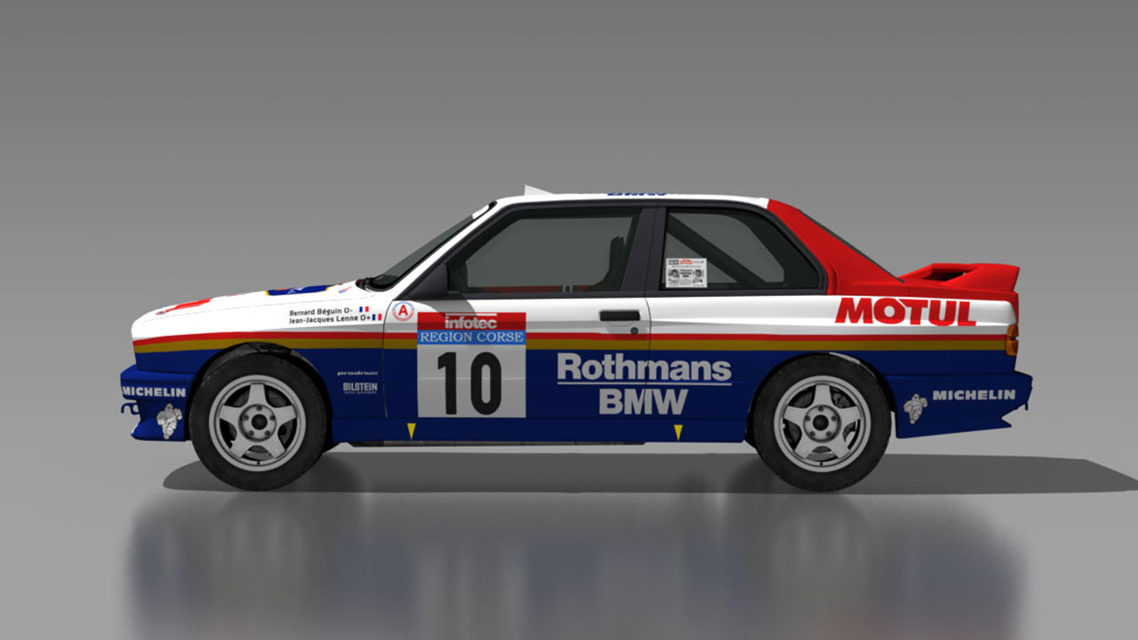 Historical Liveries